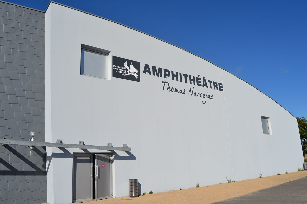 Amphithéâtre Thomas Narcejac