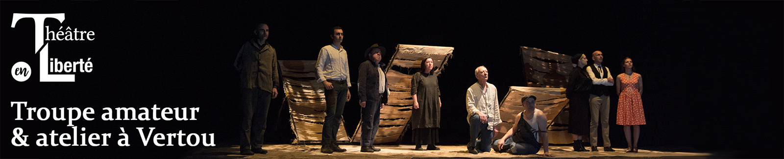"""Compagnie """"Théâtre en Liberté"""""""